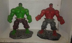Hulk, Hulk vermelho e Hulk cinza - Marvel Select