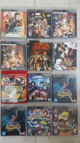 Jogos De PlayStation 3 (originais perfeito estado)