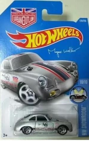 Miniatura Hot Wheels - Porsche 356 Outlaw