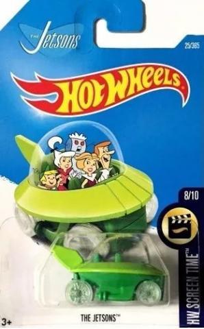 Miniatura Hot Wheels Screen Time - The Jetsons