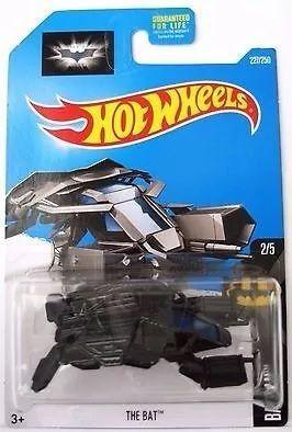 Miniatura Hot Wheels - The Bat - Batman