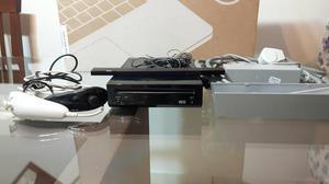 Nintendo wii Black + Acessórios + 8 jogos