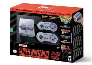 Super Nitendo Classic Edition