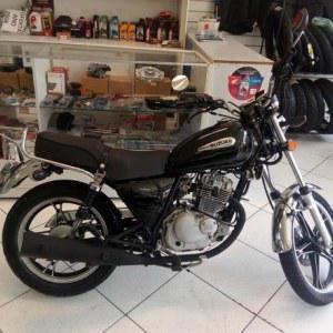 Suzuki INTRUDER 125 2011