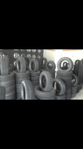 Um pneu bom de verdade