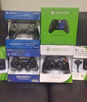 Controle PS3 PS4 Xbox 360 e One fazemos entregas e aceitamos