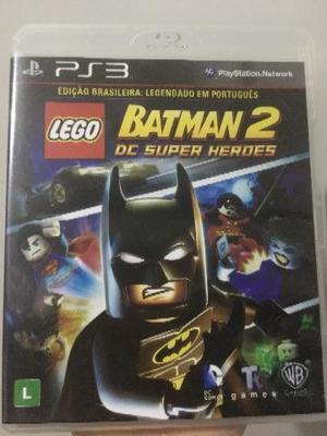 Jogo PS3 batman 2 Lego