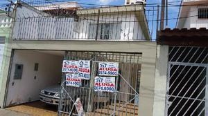 Sobrado residencial para locação, Vila Santo Estevão,