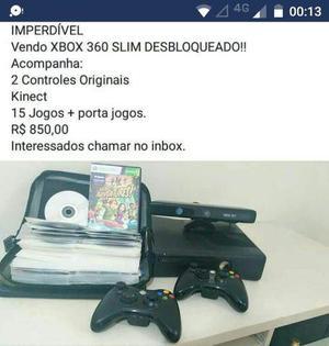 Xbox + jogos