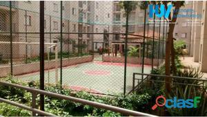 Apto 50 m², 2 dormitorios, 1 banheiro, 1 vg - Vila Formosa.