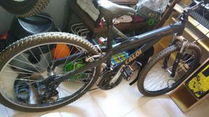 """Bicicleta Caloi Type 21v aluminiun aro 26"""""""