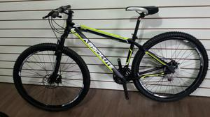Bicicleta aro 29 absolute 21 machas 1.390