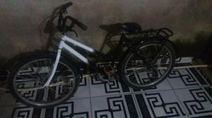 Bicicleta poti media
