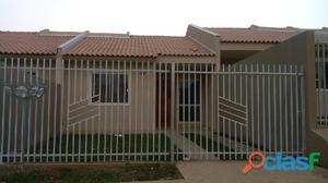 Casa em obras no bairro Estados em Fazenda Rio Grande - Casa
