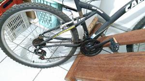 Vendo bike Caloi preta