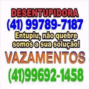 dsentupidora urgente 41 99789-7187