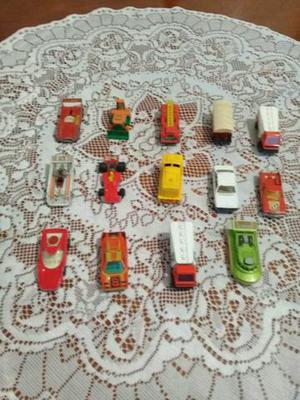 Colecao carrinhos matchbox raros