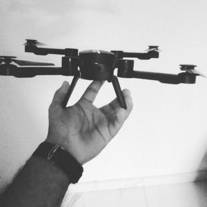 Drone Sky Hunter lançamento