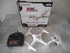 Drone X5c FQ777 Com Câmera Lacrado Na Caixa Novo