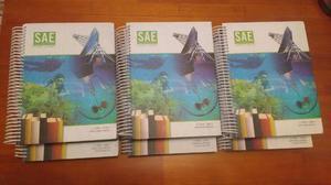 Apostila/Livro vestibular Sistema SAE