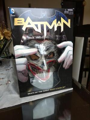 Batman a morte da família saga completa