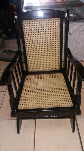 Cadeira de balanço da vovó negociável