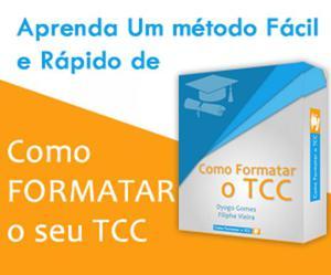 Curso como formatar TCC