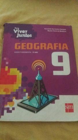 Livro de Geografia 9 ano