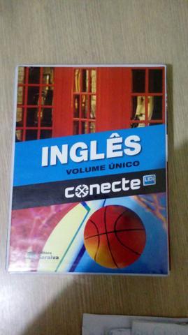 Livro de Inglês -conecte Lidi saraiva (volume único)