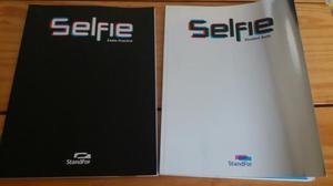 Livro de inglês Selfie da editora Standfor