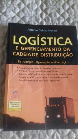 Livro logística e gerenciamento da cadeia de