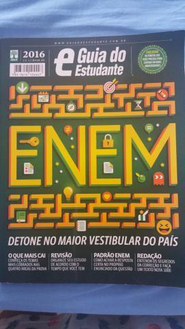 Livros para ENEM (Guia do estudante)