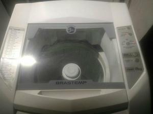 Máquina de lavar roupa Brastemp de 8 kilos