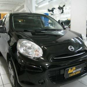 Nissan MARCH 1.0 16V Flex Fuel 5p 2012