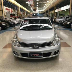 Nissan TIIDA SL 1.81.8 Flex 16V Mec. 2008