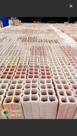 Promoção de tijolos direto da fábrica