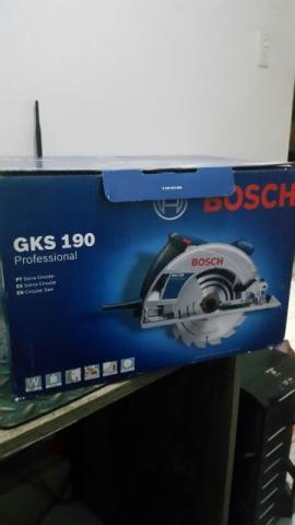 Serra circular Bosch modelo GKS 190
