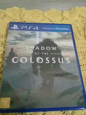 Shadow of the colossus ps4(