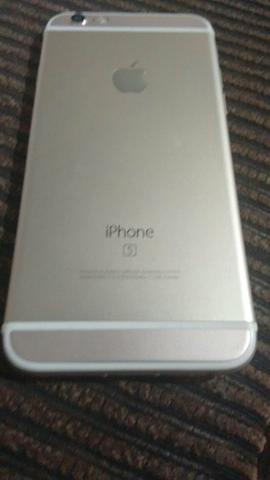 Vendo ou troco iPhone 6s 64 GB