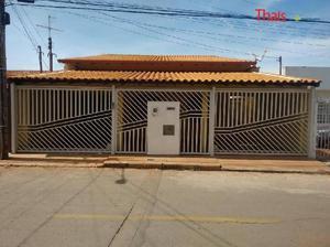 Casa 03 quartos, 05 vagas de garagem, Guará II,