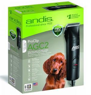Maquina de Tosa Andis Cães E Gatos AGC 2 - 220v