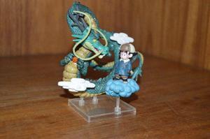 Action Figure Goku Shenlong Dragonball Museum Collection