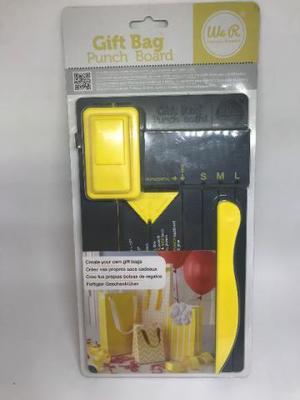 Base De Vinco Gift Bag Punch Board