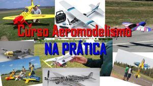 Curso de aeromodelismo Online para iniciantes