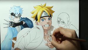 Desenhos de Animes/Mangá
