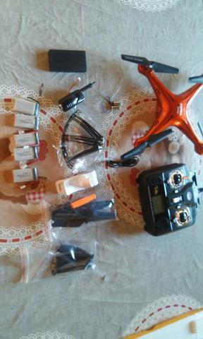 Drone completo syma x5sw com camera FPV