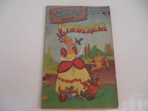 Gibis Do Mickey anos 50-Pago até 200 Reais cada na hora e