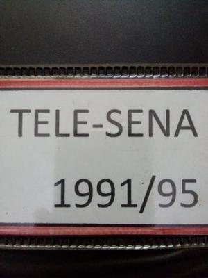 Tele Sena e Papa Tudo coleção completa