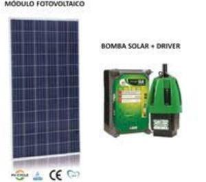 Bomba Solar