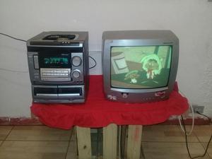 Vendo som e tv leiam